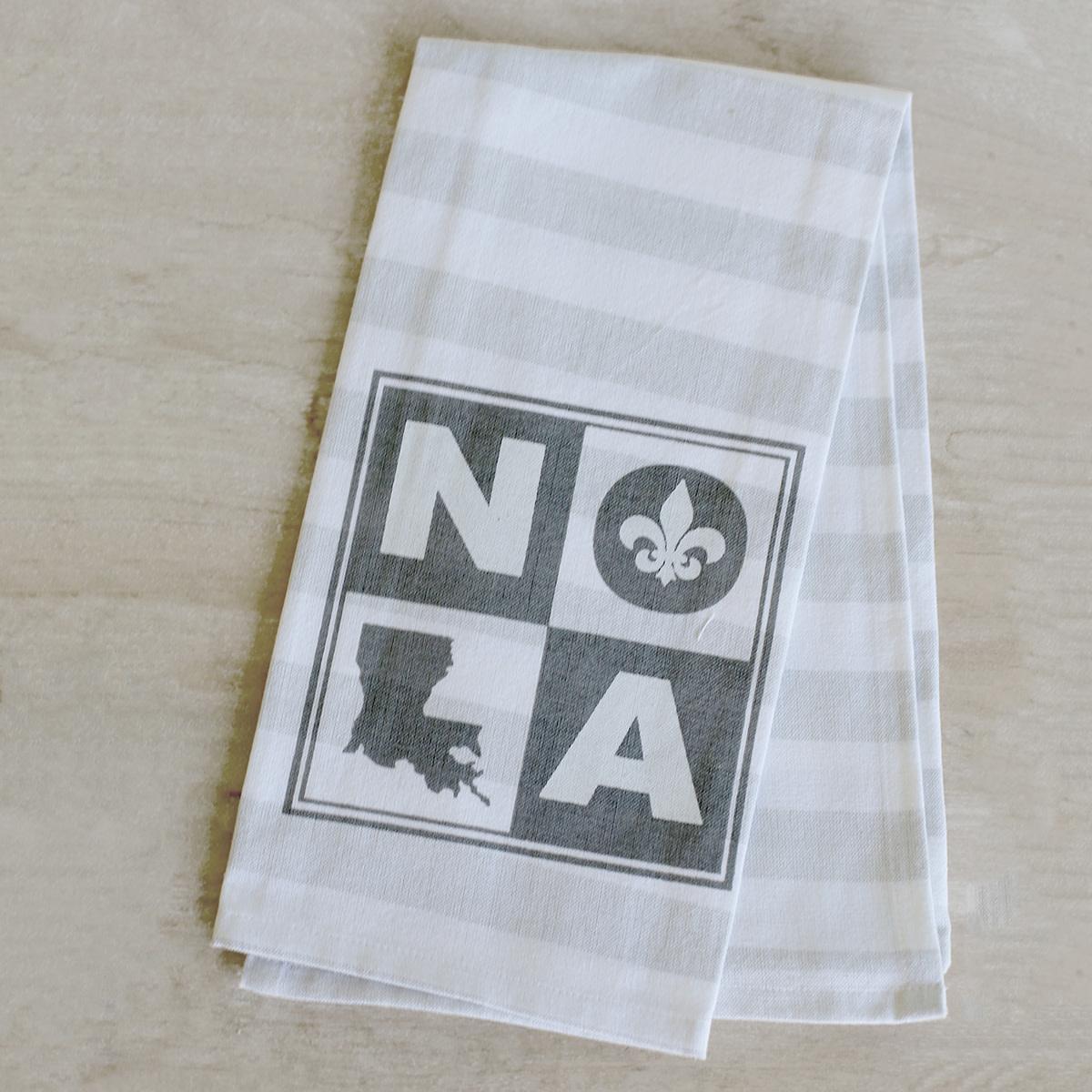 NOLA Hand Towel