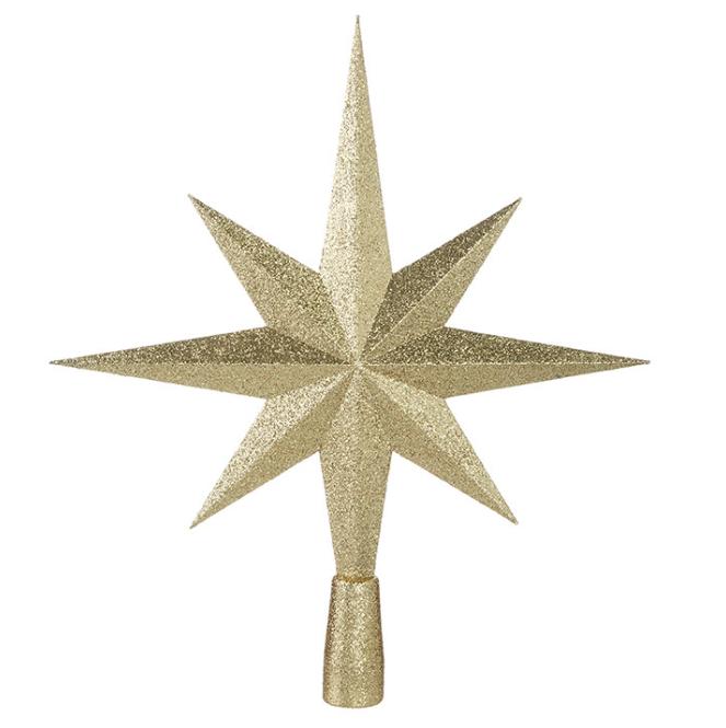 "23.5"" Christmas Star Tree Topper"