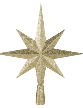"23.5"" Christmas Star Tree Topper"