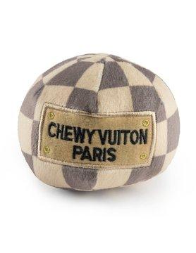 Chewy Vuiton Checker Ball SM