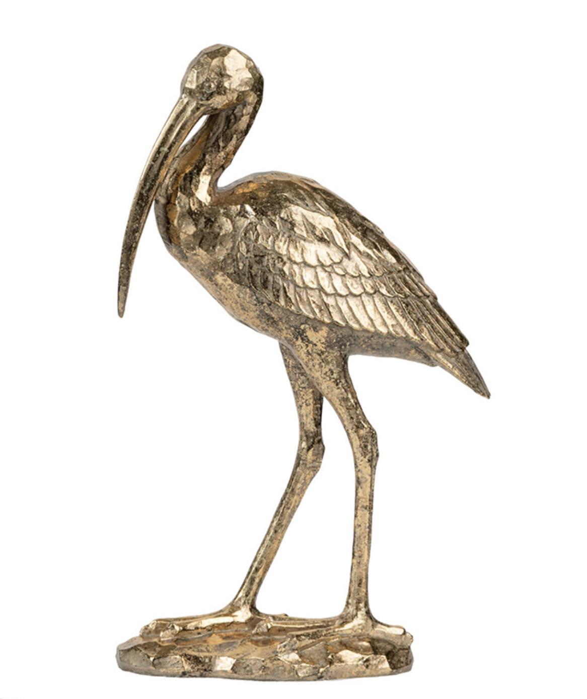 "Standing Crane 16"""