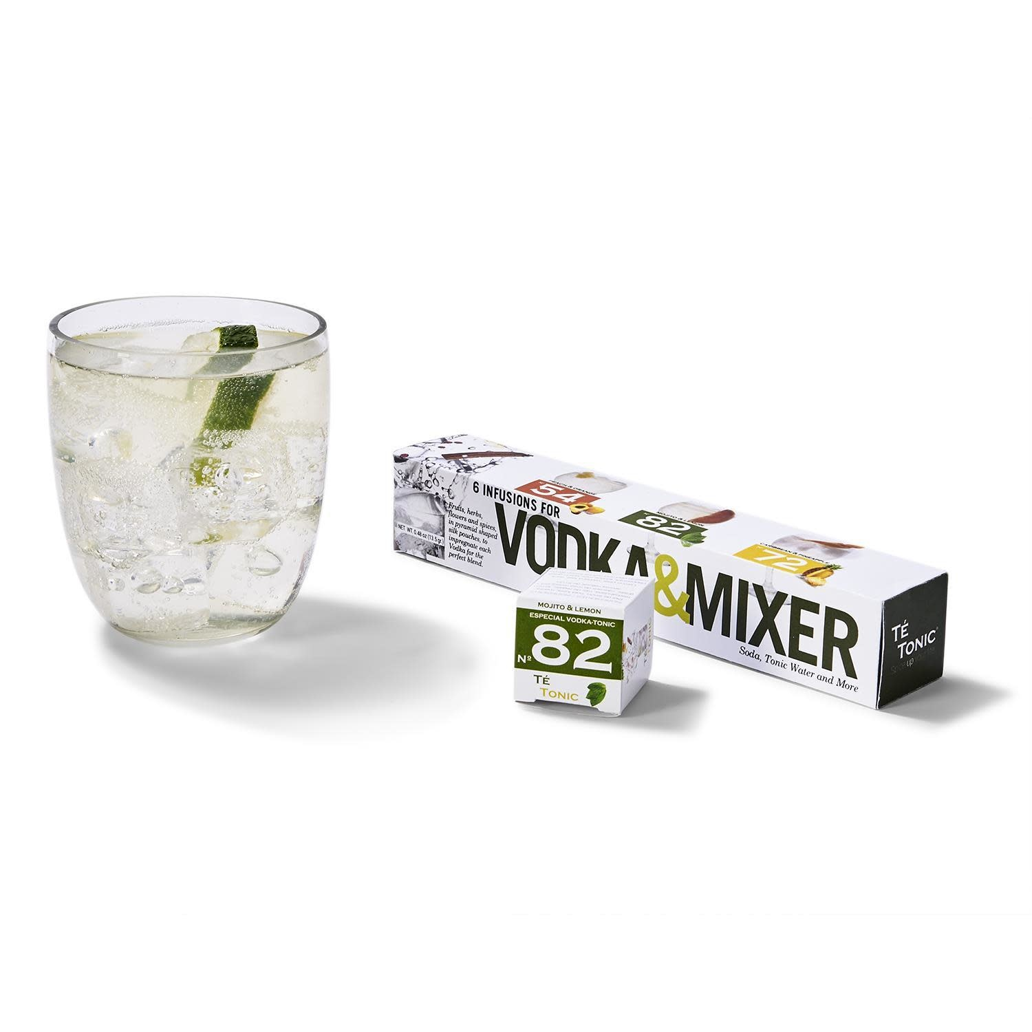Tetonic 6 Flavor Vodka & Mixer