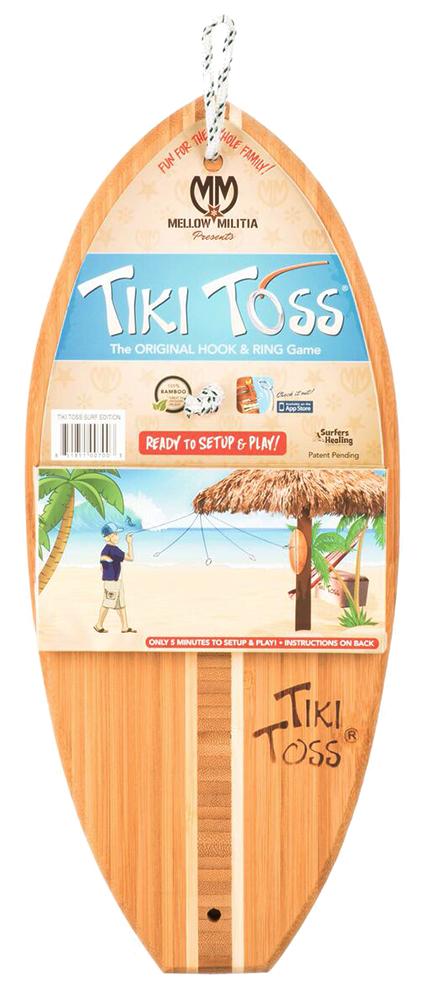 Tiki Toss Original Surf Edition