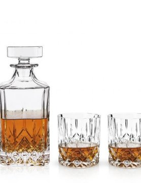 Decanter & Tumbler Set