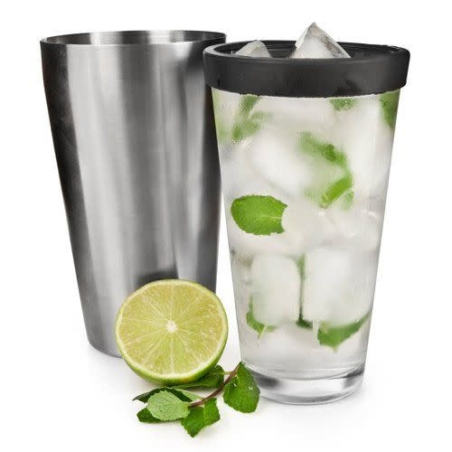 Two-Piece Cocktail Shaker