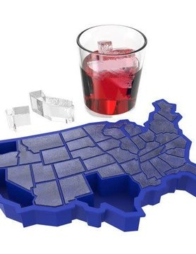 USA Silicone Ice Cube Tray