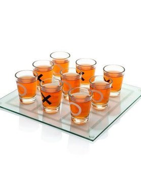 Tic Tac Shot Drinking Game