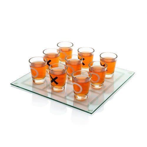 Tic Tac Shot Drinking Game
