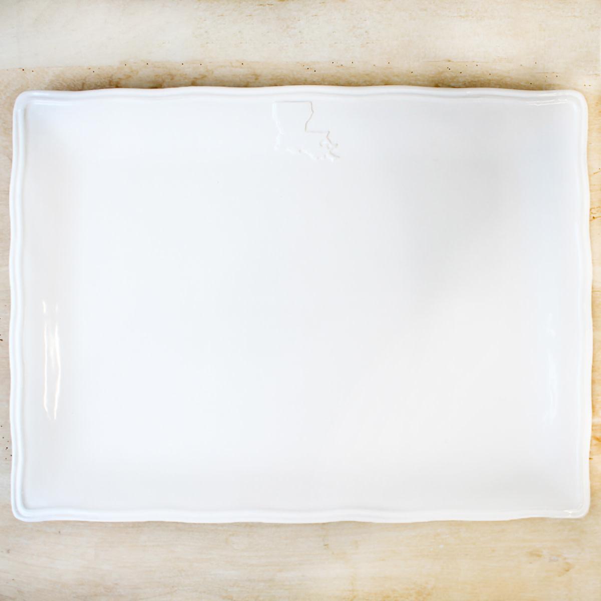 Louisiana Platter LG