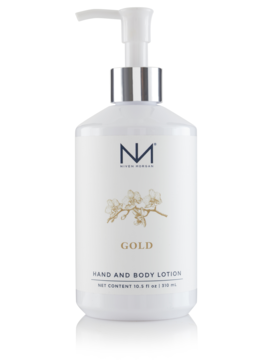 Gold Hand & Body  Lotion