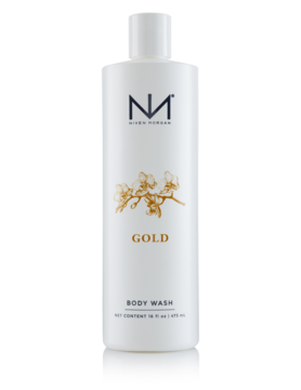 Gold Body Wash