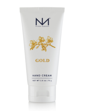 Gold Travel Hand Cream