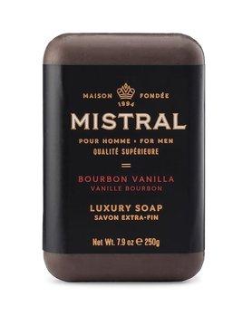 Men's 250g Bar Soap-BOURBON VANILLA