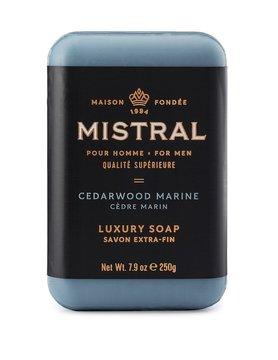 Men's 250g Bar Soap-CEDARWOOD MARINE