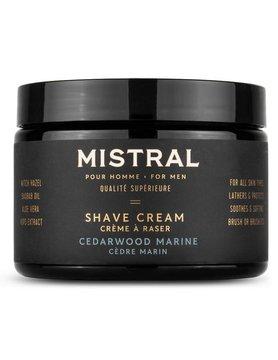 Cedarwood Marine Shave Cream 9oz
