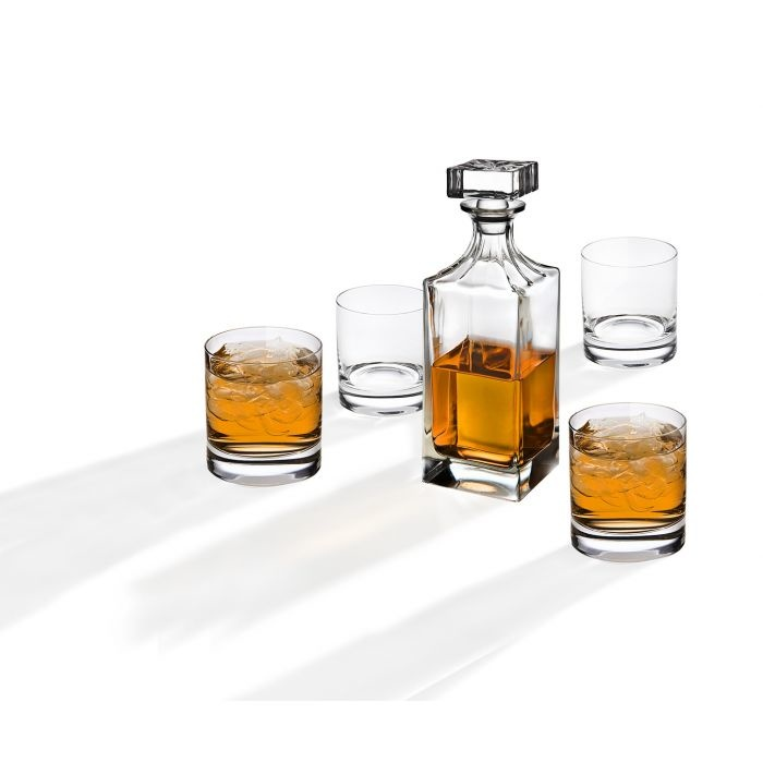 5 Piece Whiskey Set