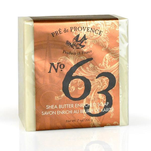 63 Men's Cube Soap
