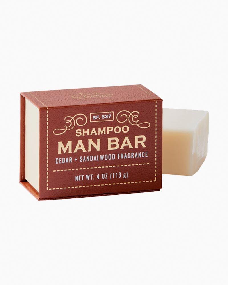 SFS 4oz Man Bar-Cedar & Sandalwood