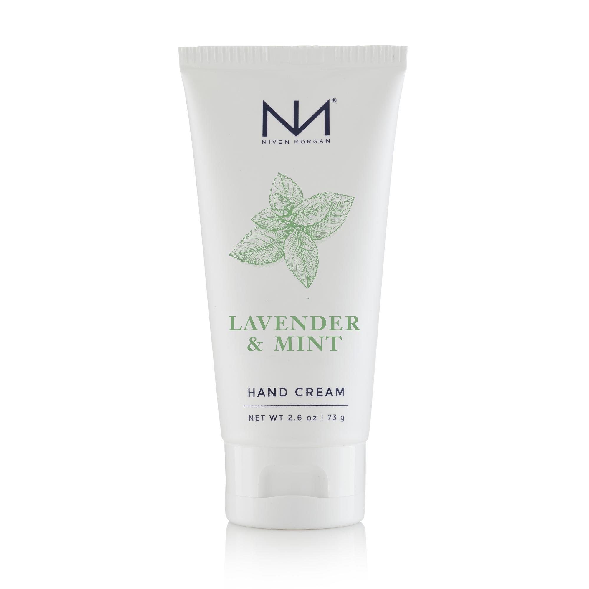 Lavender Mint Travel Hand Cream