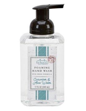 SFS Cucumber & Aloe Foaming Hand Soap