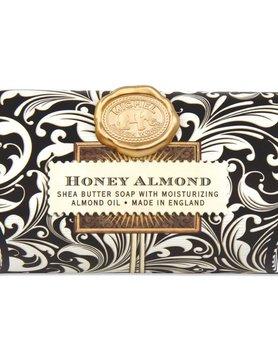 Honey Almond LG Bar Soap