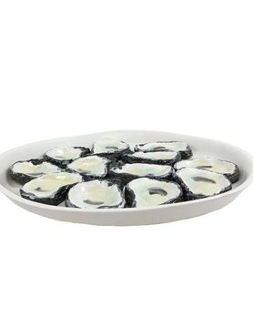 One Dozen Oyster Tray