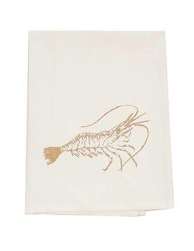 Shrimp Tea Towel
