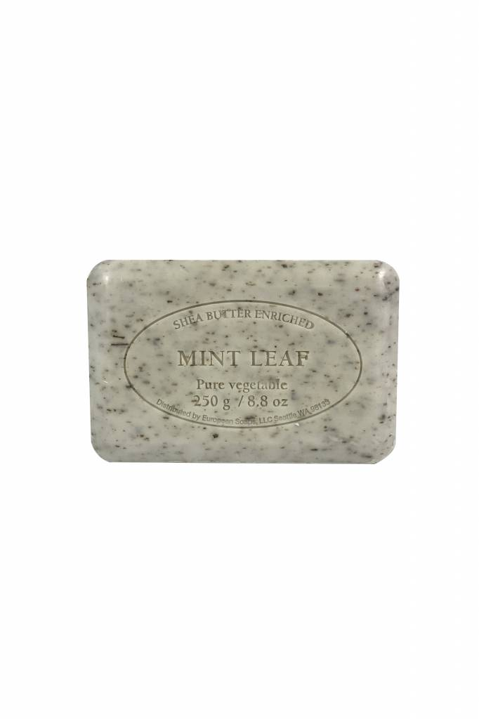 Mint Leaf Soap