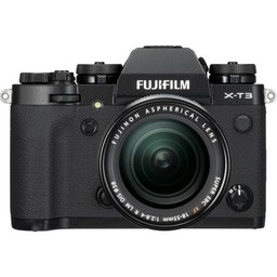 Fujifilm X-T3 18-55mm Kit (Black)