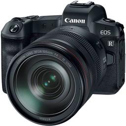 Canon EOS R 24-105mm Full Frame Mirrorless Camera Kit