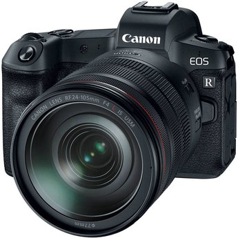 Canon Canon EOS R 24-105mm Full Frame Mirrorless Camera Kit