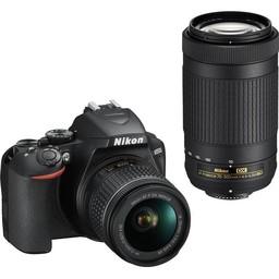 Nikon D3500 18-55 VR + 70-300 Kit (Black) #1588