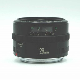 Used Canon 28mm f/2.8 IS USM
