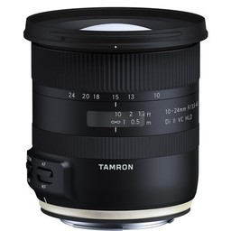 Used Tamron 10-24mm Dii HLD VC Canon