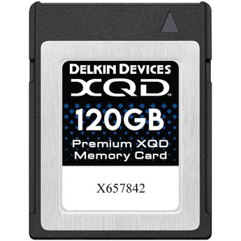 120GB XQD Card 2933X