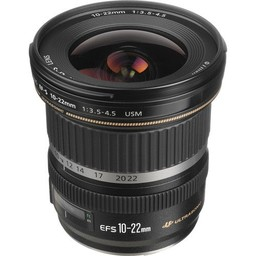 Used Canon EF-S 10-22mm USM