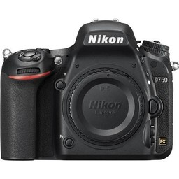Used Nikon D750 Body (27,391 Shutter Count)