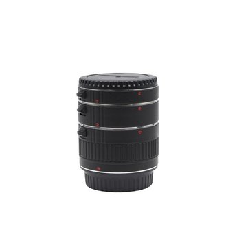Promaster PRO Extension Tube Set (Canon)