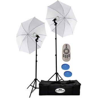Savage Savage LED700k-BI 700W studio light kit
