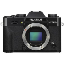Used Fujifilm X-T20 body