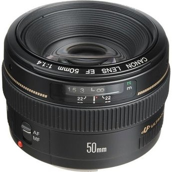 Used Canon EF 50mm 1.4