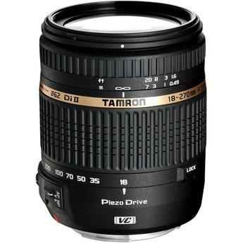 Used Tamron 18-270mm f/3.5-6.3 (Nikon)