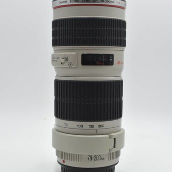 Used Canon 70-200mm F/4