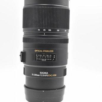 Used Sigma 70-200mm f/2.8 APO DG HSM Nikon