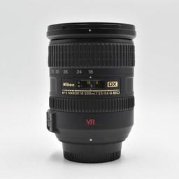 Used Nikon 18-200mm VR ED