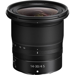 Nikon Z-Nikkor 14-30mm f/4 Mirrorless Lens