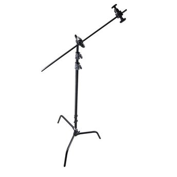 Promaster C-Stand Kit with Turtle Base - Black #5584