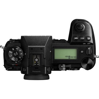 Panasonic Panasonic Lumix DC-S1R Mirrorless with 24-105mm Lens (DC-S1RMK)