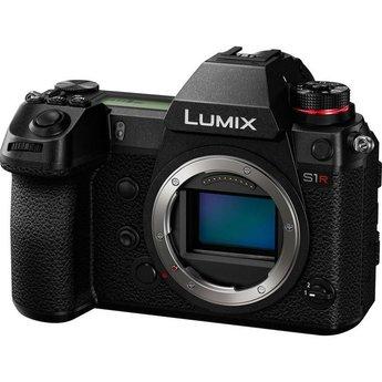 Panasonic Panasonic Lumix DC-S1R Mirrorless Digital Camera with 24-105mm Lens