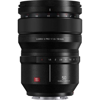 Panasonic Panasonic Lumix S PRO 50mm f/1.4 Lens